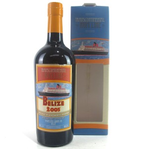 Travellers Liquors 2005 Transcontinental Rum Line 11 Year Old / LMDW