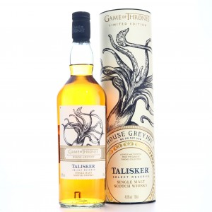 Talisker Select Reserve Game of Thrones / House Greyjoy