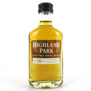 Highland Park 30 Year Old Miniature 5cl