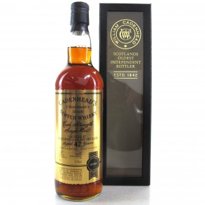 Glen Grant 1964 Cadenhead's 42 Year Old