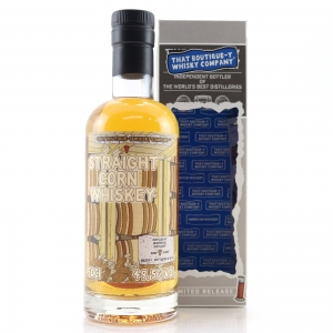 Heaven Hill 9 Year Old Bourbon That Boutique-y Whisky Company Batch #1