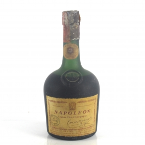 Courvoisier Napoleon VSOP Cognac 1960s / Ferraretto Import