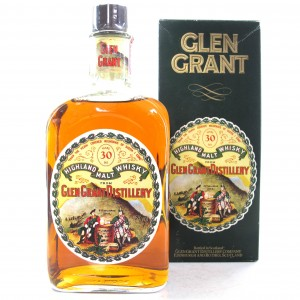 Glen Grant 30 Year Old 150th Anniversary
