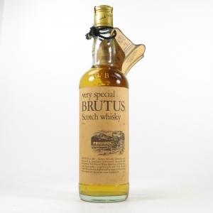 Brutus Very Special Scotch Whisky 1980s