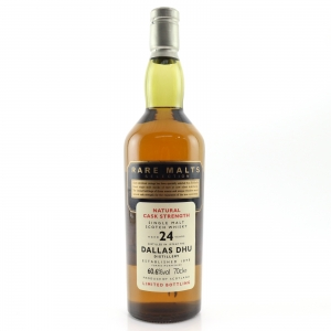 Dallas Dhu 1970 Rare Malt 24 Year Old / 60.6%