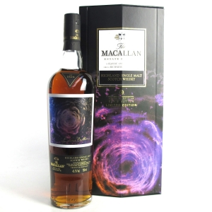 Macallan Estate Reserve Master Of Photography Ernie Button Limited Edition