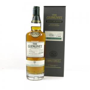 Glenlivet Zenith 13 Year Old Single Cask