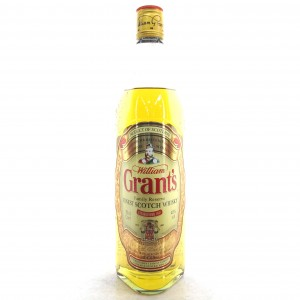 Grant's Finest Scotch Whisky / Mercian Import