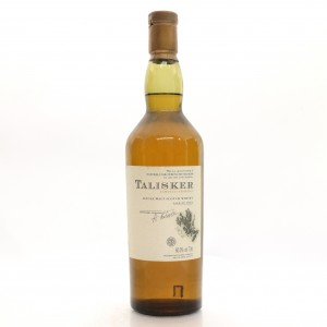Talisker Cask Strength Limited Edition / Distillery Exclusive