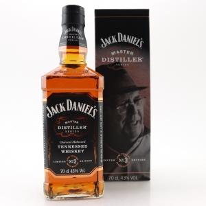 Jack Daniel's Master Distiller Batch #3 / 'Lem' Tolley