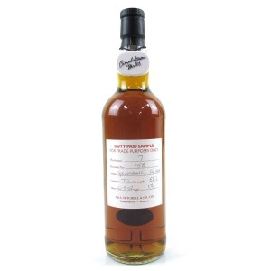 Springbank 2002 Duty Paid Sample 13 Year Old