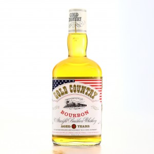 Gold Country 4 Year Old Kentucky Straight Bourbon