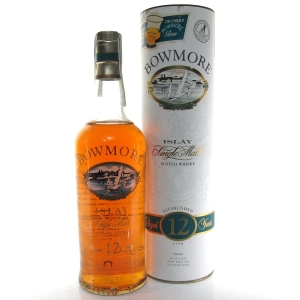 Bowmore 12 Year Old Screen Print 1990s