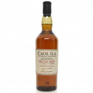 Caol Ila 1996 Single Cask / Feis Ile 2009
