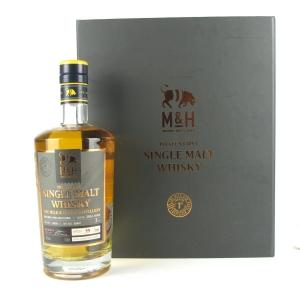 Milk & Honey Israel's First Single Malt Whisky : Bottle #044