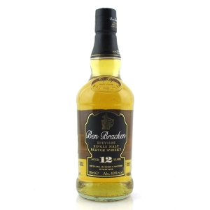 Ben Bracken 12 Year Old Speyside Single Malt