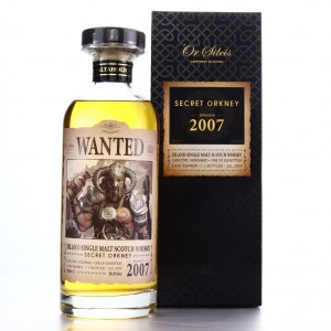 Secret Orkney 2007 Single Cask