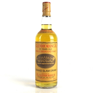 Glenmorangie Grand Slam Dram 10 Year Old