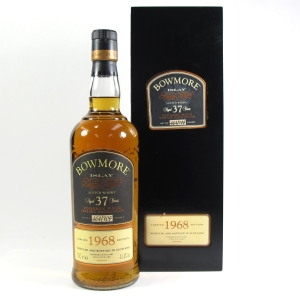 Bowmore 1968 Bourbon Cask 37 Year Old