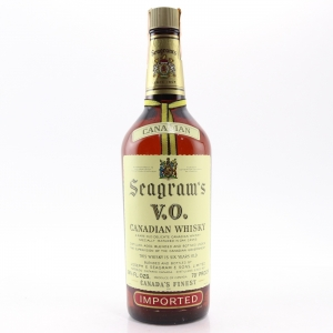 Seagram's VO 1965 Canadian Whisky
