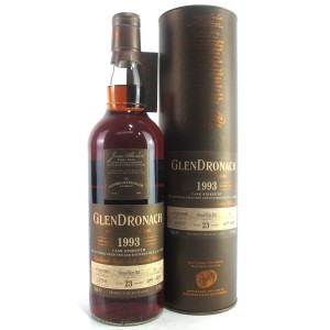 Glendronach 1993 Single Cask 23 Year Old #41 / D.C. & T.D.M.