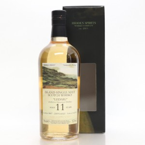 Ledaig 2007 Hidden Spirits 11 Year Old