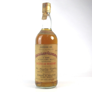 Macallan 1950 Gordon and MacPhail 25 Year Old / Pinerolo Import