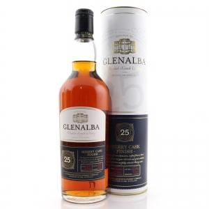 Glenalba 25 Year Old / Sherry Cask Finish