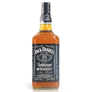 Jack Daniel's Old No.7 1 Litre 1980s