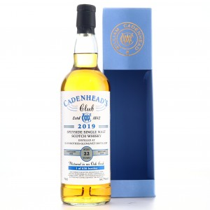 Glenrothes 1996 Cadenhead's Club 22 Year Old