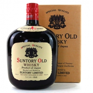 Suntory Old Whisky 76cl