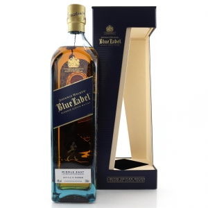 Johnnie Walker Blue Label Middle East Limited Edition 1 Litre