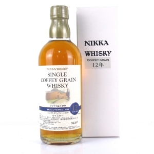 Nikka Coffey Grain 12 Year Old Woody and Mellow
