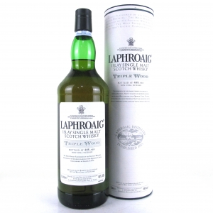 Laphroaig Triple Wood 1 Litre