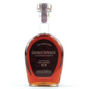 George Bowman Dark Caribbean Rum