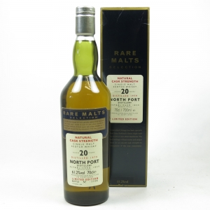 North Port 1979 Rare Malt 20 Year Old