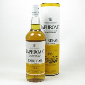 Laphroaig Cairdeas Amontillado Feis Ile 2014 (US Import) 75cl