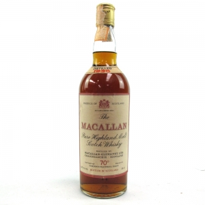 Macallan 1936 Gordon and MacPhail