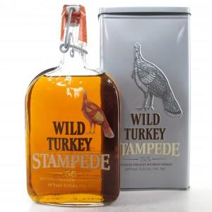 Wild Turkey Stampede '55 Kentucky Straight Bourbon 50cl