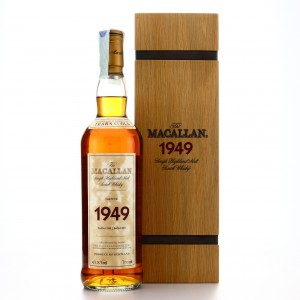 Macallan 1949 Fine and Rare 53 Year Old