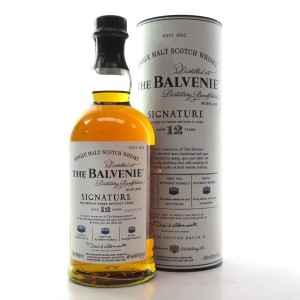 Balvenie 12 Year Old Signature Batch #005