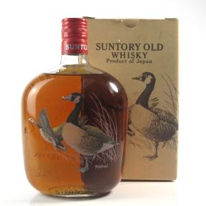 Suntory Old Whisky / Goose Label