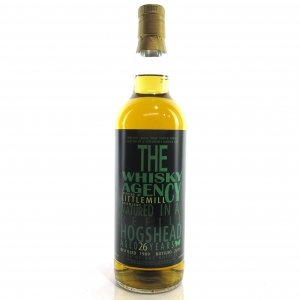 Littlemill 1989 Whisky Agency 26 Year Old