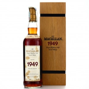 Macallan 1949 Fine and Rare 52 Year Old