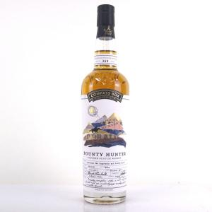 Compass Box Bounty Hunter 75cl / US Import