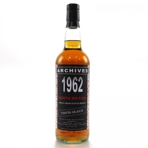 North British 1962 Archives 50 Year Old / Fourth Release