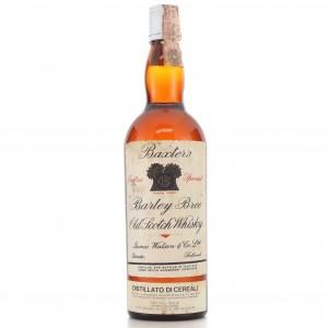 Baxter's Barley Bree Scotch Whisky 1970s