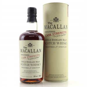 Macallan 1981 Exceptional Cask #9780 50cl