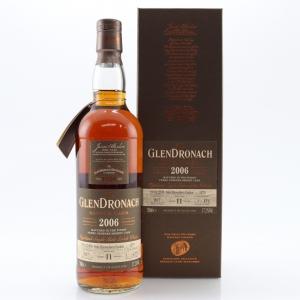 Glendronach 2006 Single Cask 11 Year Old #1979 / Bottle #1