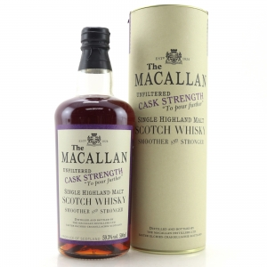 Macallan 1980 Exceptional Cask #4063 50cl